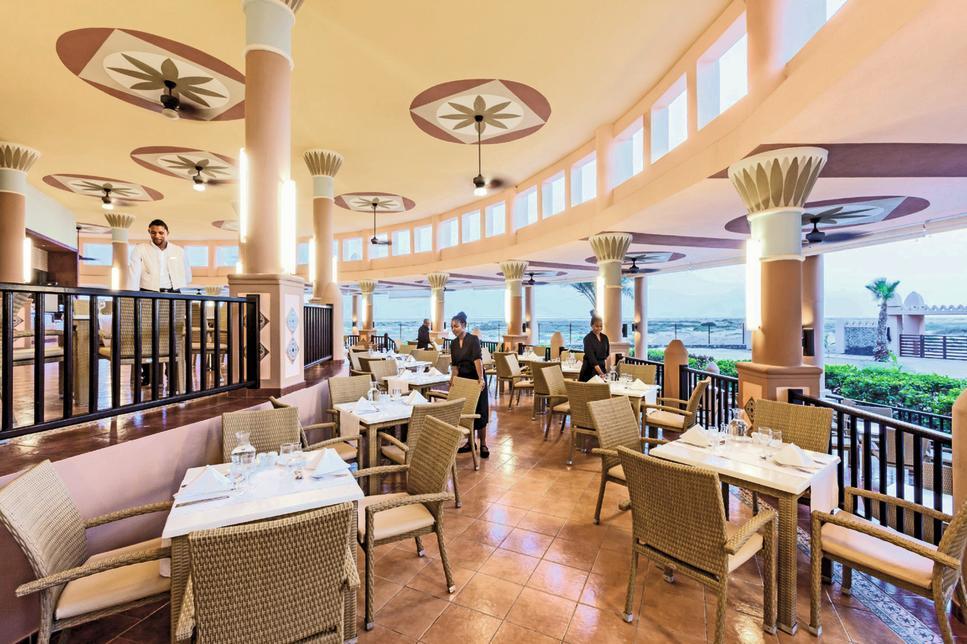 Cap Vert - Sal - Hôtel Riu Funana 5*