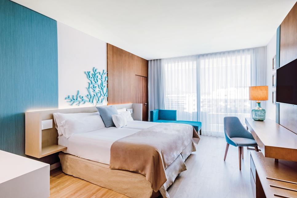 Baléares - Majorque - Espagne - Hôtel You Iberostar Selection Llaut Palma 5*
