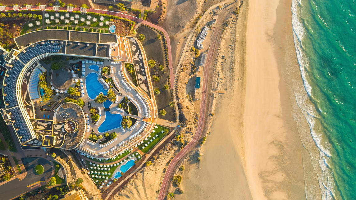 Canaries - Fuerteventura - Espagne - Hôtel Iberostar Playa Gaviotas 4*