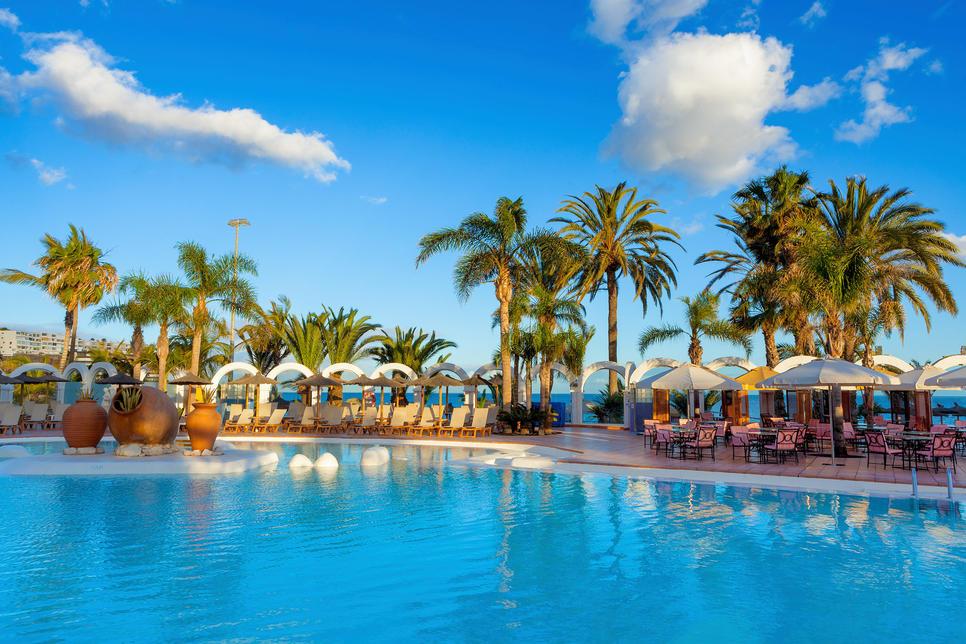 Canaries - Grande Canarie - Espagne - Hôtel Meliá Tamarindos 5*