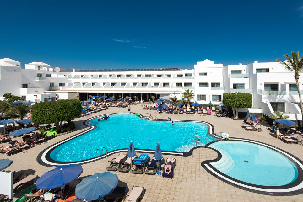 Canaries - Lanzarote - Espagne - Hôtel Lanzarote Village 4*