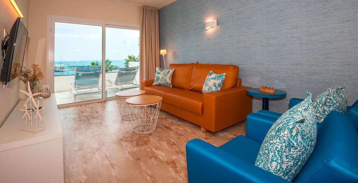 Canaries - Tenerife - Espagne - Hovima La Pinta Beachfront Family Hôtel 4*