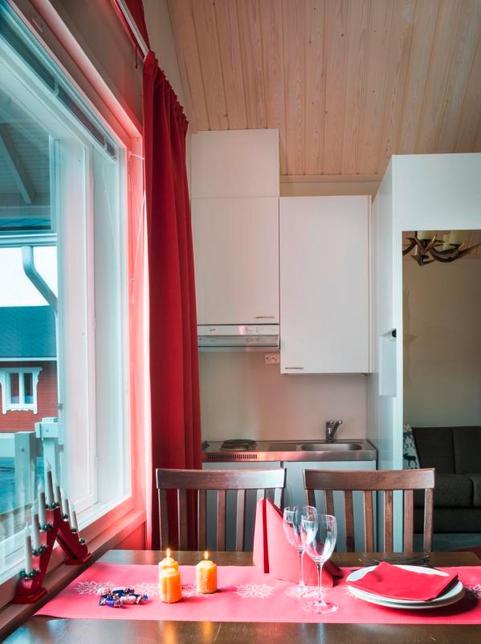 Finlande - Laponie - Rovaniemi - Hôtel Santa Claus Holiday Village Cottage Classic 4*