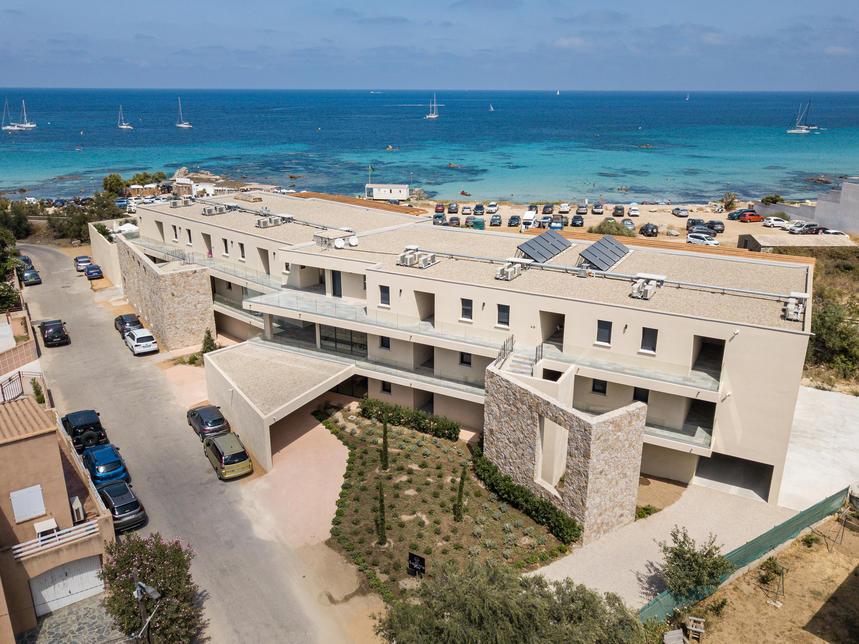 France - Corse - Ile Rousse - Résidence Saletta Mare 4*