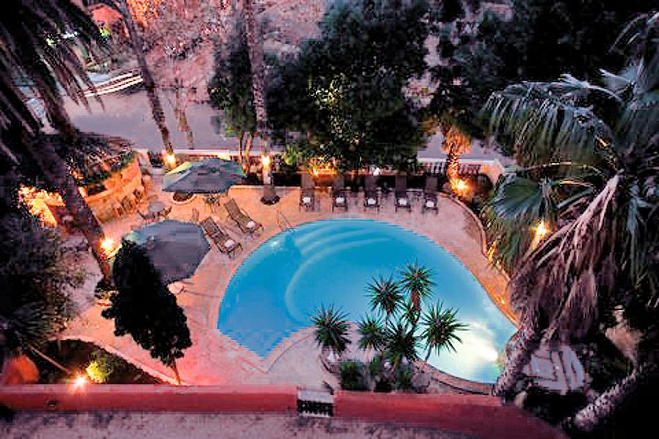 France - Corse - Ile Rousse - Hôtel Splendid 3*