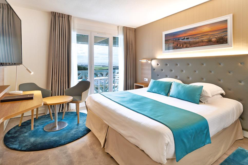 France - Atlantique Sud - Biarritz - Hôtel Atlanthal 4*