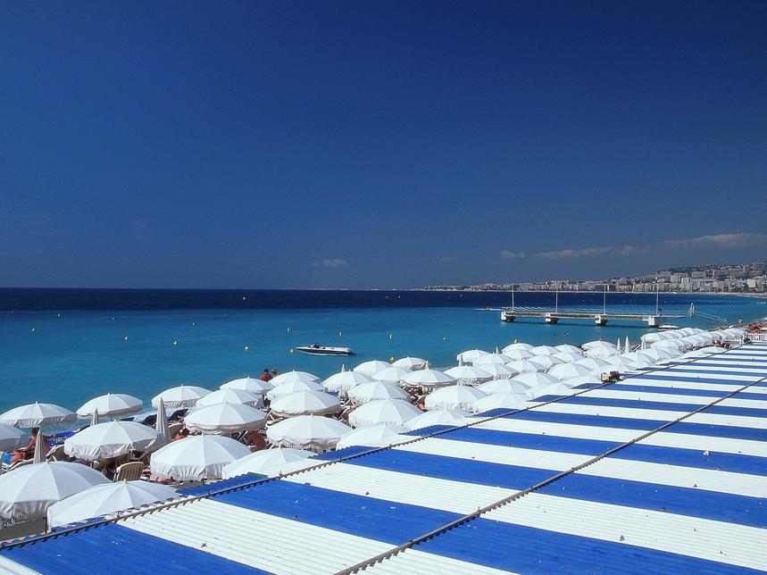 France - Côte d'Azur - Nice - Mercure Nice Promenade des Anglais 4*