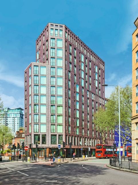 Royaume Uni - Hôtel H10 London Waterloo 4*