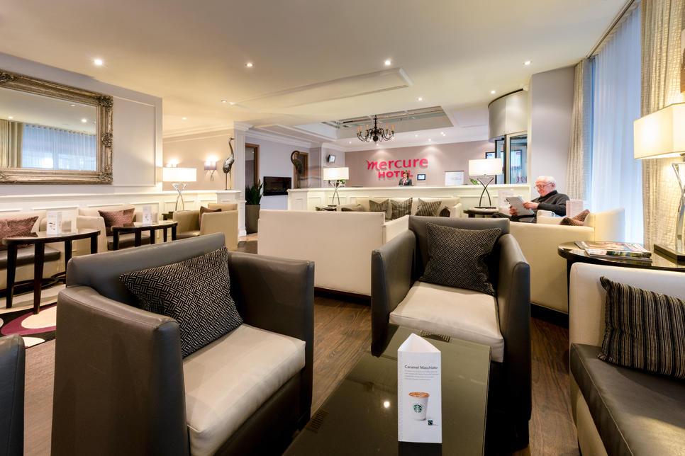 Royaume Uni - Mercure London Kensington Hôtel 4*