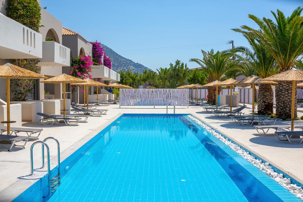 Grèce - Iles grecques - Kos - Hôtel Akti Beach Club 4*