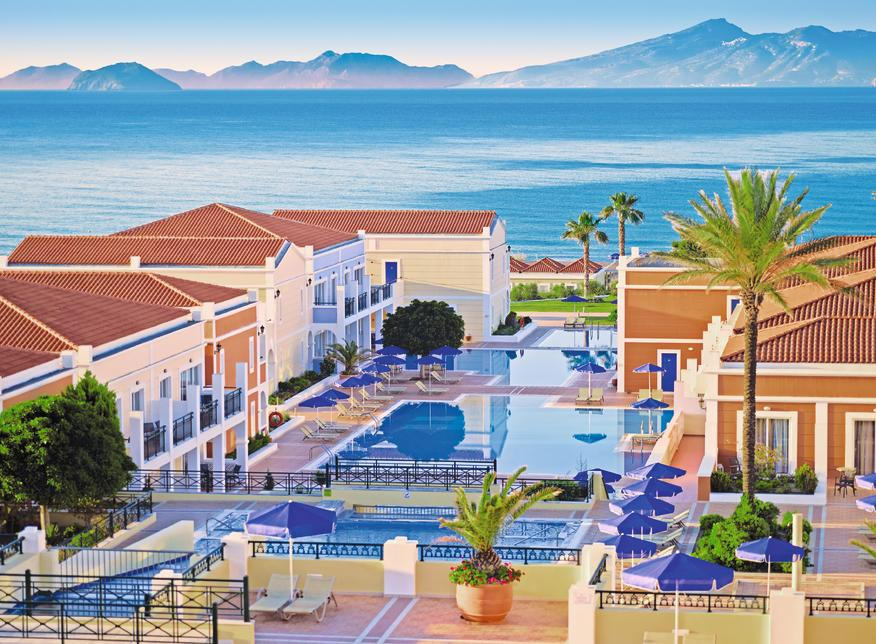 Grèce - Iles grecques - Kos - Hôtel Atlantica Porto Bello Royal 5*