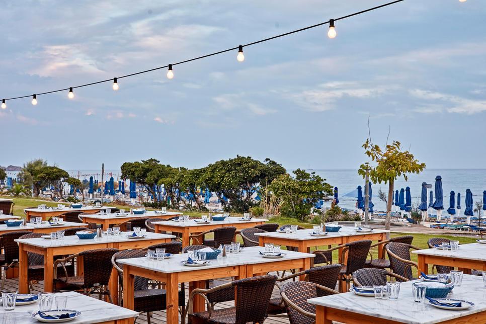 Grèce - Iles grecques - Rhodes - Hôtel Esperides Beach 4*