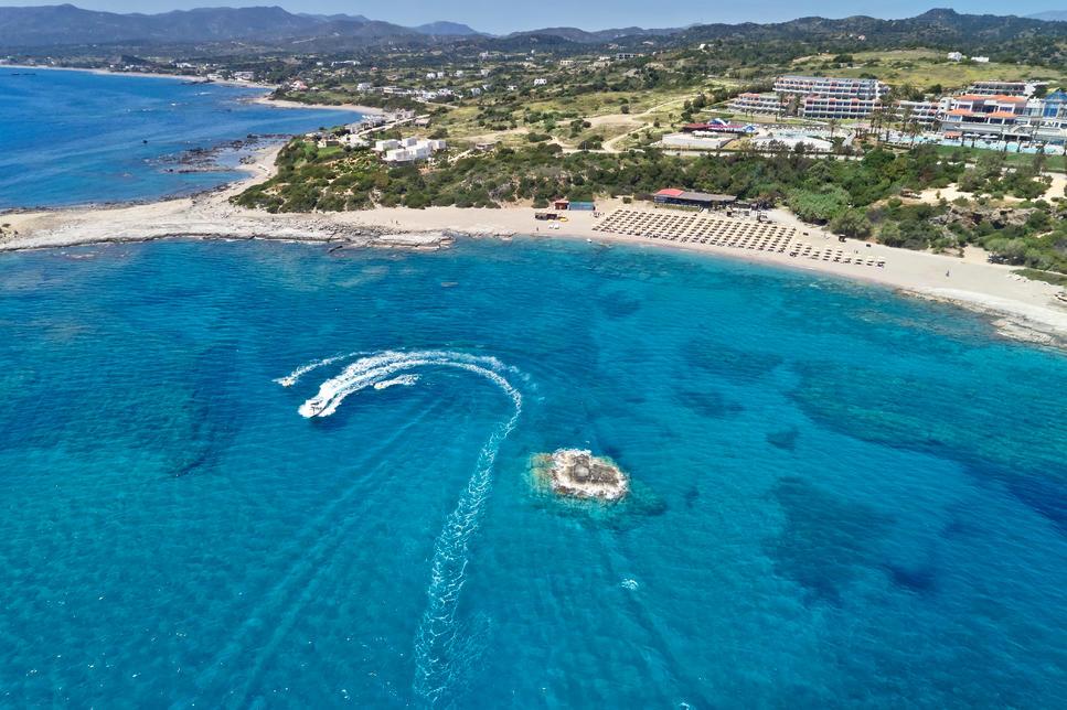 Grèce - Iles grecques - Rhodes - Princess Sun Hôtel 4*