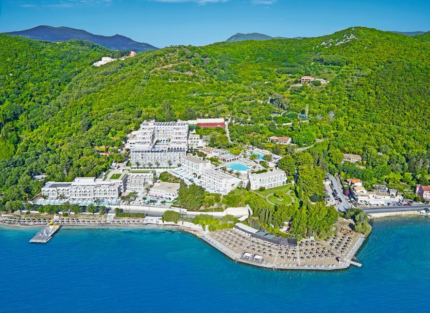 Grèce - Iles grecques - Corfou - Hôtel MarBella Corfu Hotel 5*