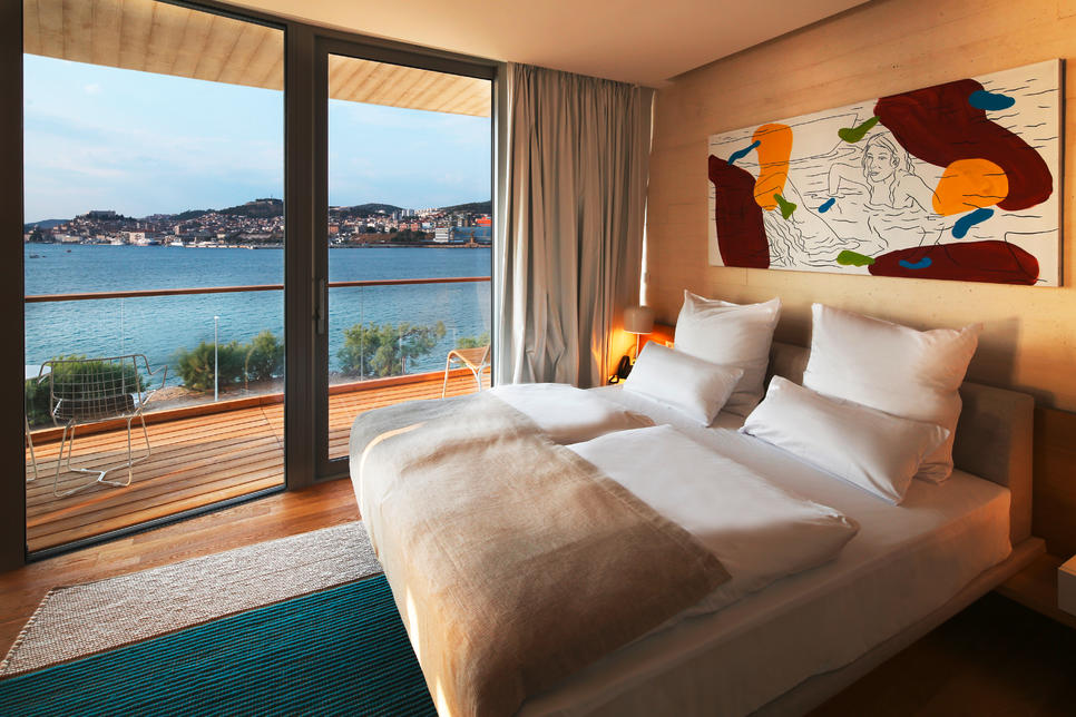 Croatie - Split - Hôtel D-Resort 4*