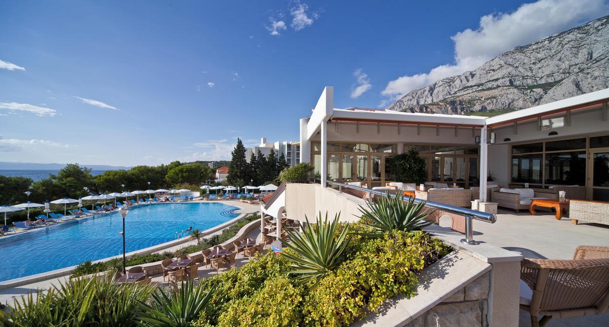 Croatie - Split - Hôtel Bluesun Holiday Village Afrodita 4*