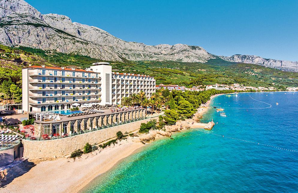 Croatie - Split - Hôel Jadran 5*