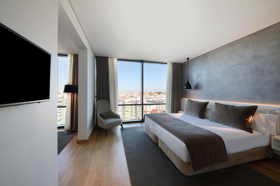 Portugal - Lisbonne - Hôtel Iberostar Lisboa 5*