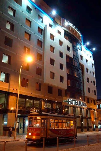 Portugal - Lisbonne - Hôtel Mundial 4*