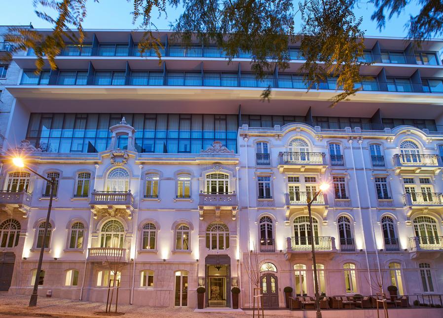 Portugal - Lisbonne - Hôtel PortoBay Liberdade 5*