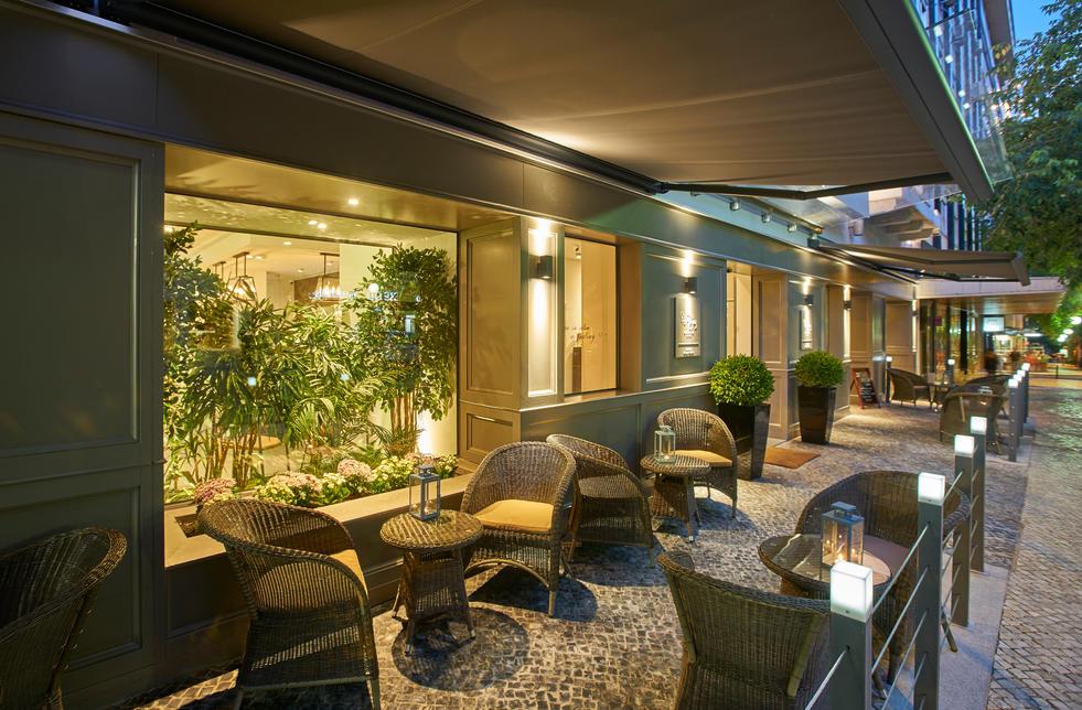 Portugal - Lisbonne - Hôtel PortoBay Marques 4*