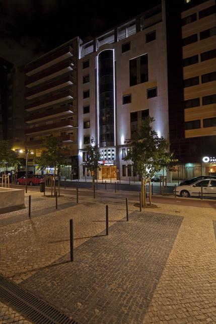 Portugal - Lisbonne - Hôtel SANA Reno 3*