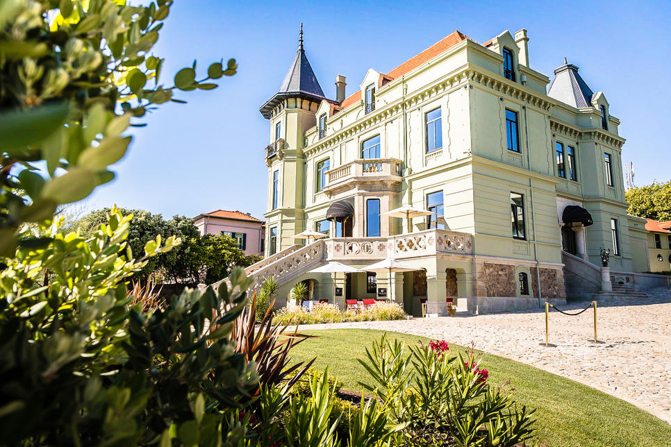 Portugal - Porto - Vila Foz Hôtel & Spa 5*