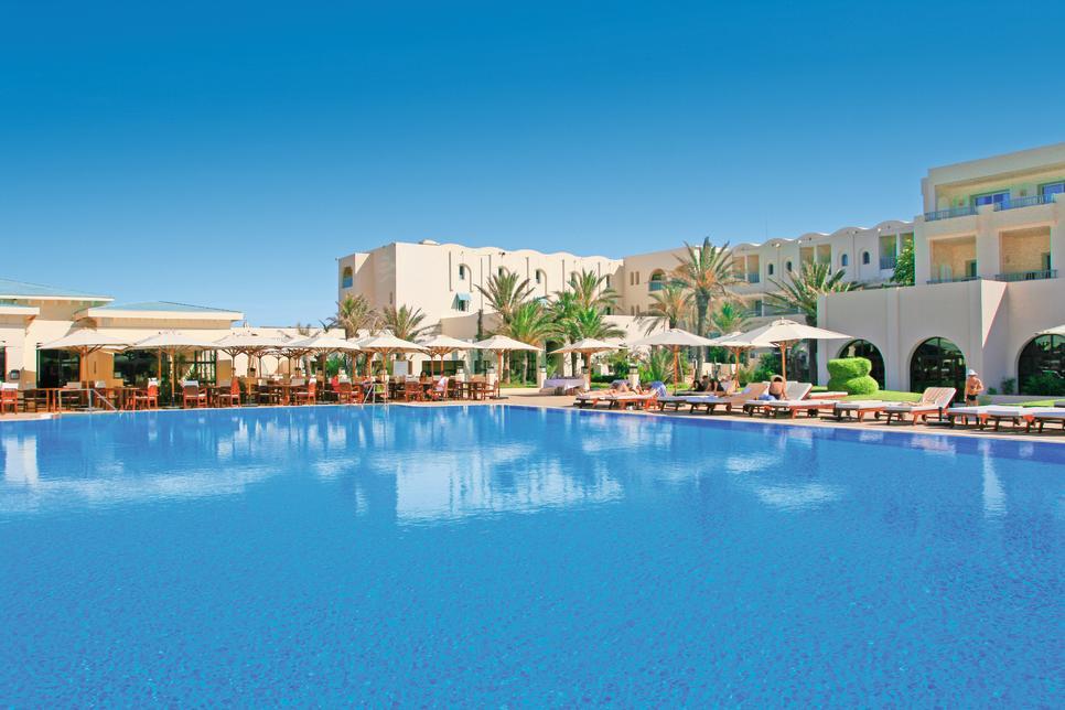 Tunisie - Djerba - Hôtel Ulysse Djerba Thalasso & Spa 5*
