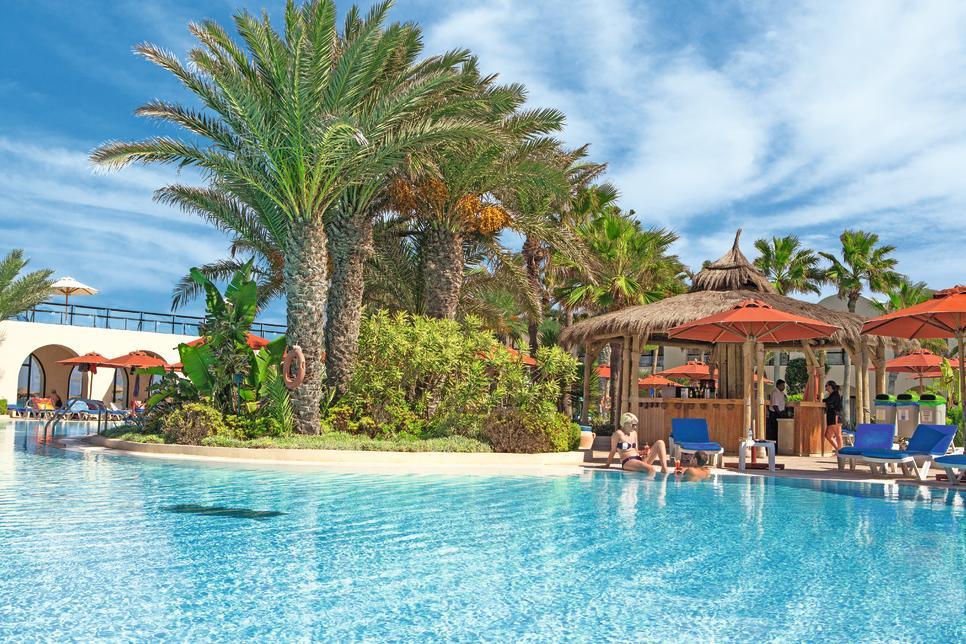 Tunisie - Djerba - Hôtel Djerba Beach 4*