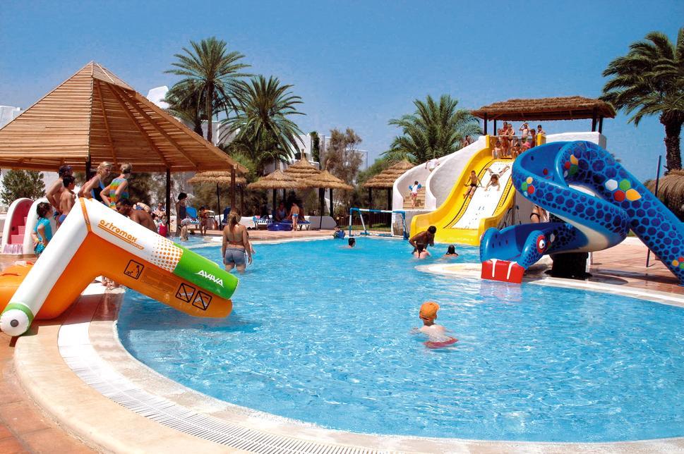 Tunisie - Djerba - Hôtel Fiesta Beach Club 4*