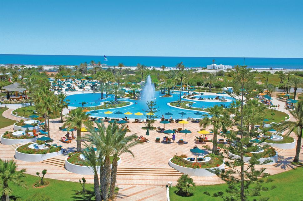 Tunisie - Djerba - Hôtel Djerba Plaza Thalasso & Spa 4*