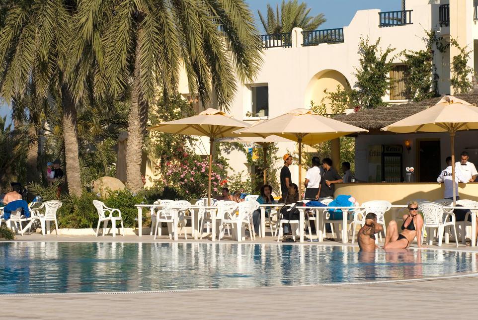 Tunisie - Zarzis - Hôtel Eden Star 4*
