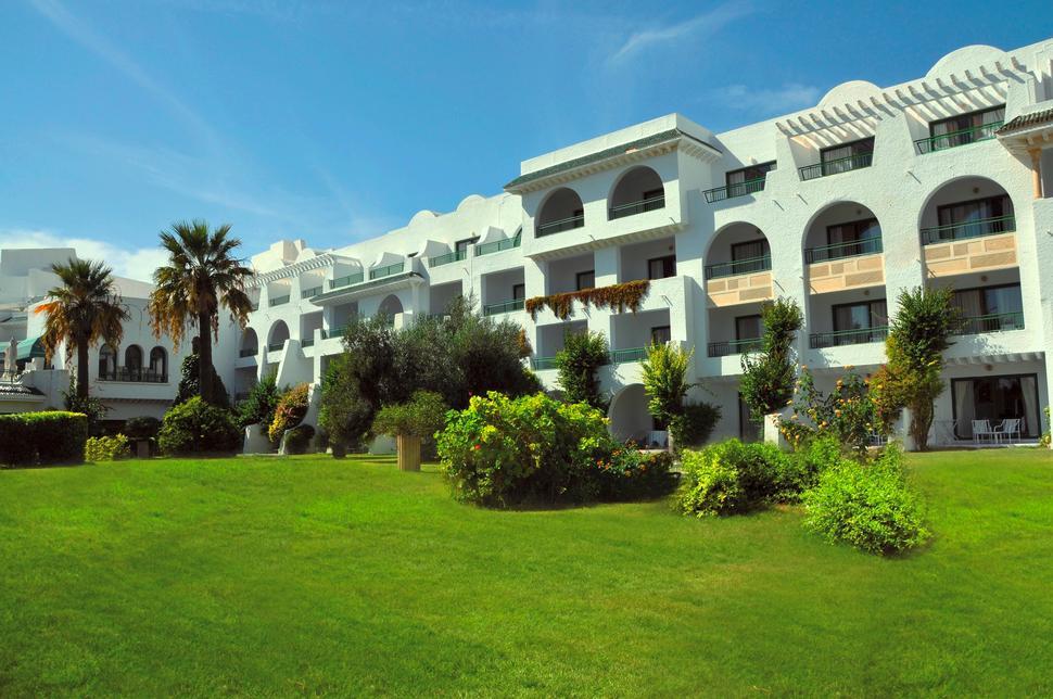 Tunisie - Port el Kantaoui - Hôtel Hasdrubal Thalassa & Spa Port El Kantaoui 5*