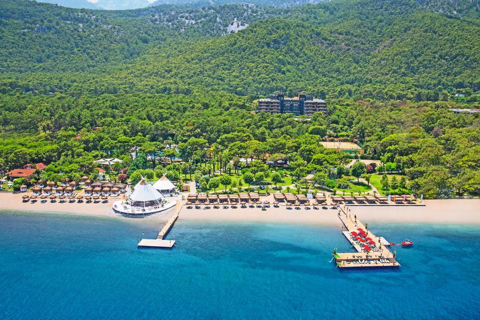 Turquie - Kemer - Hôtel Paloma Foresta 5*
